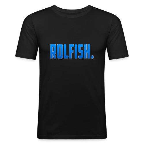 ROLFISH. T-Shirt - Mannen slim fit T-shirt