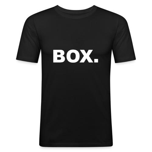 BOX. Clothing T-Shirt Men - slim fit T-shirt