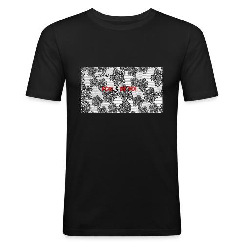 JE ME FOUS DE TOI 3 edite - T-shirt près du corps Homme