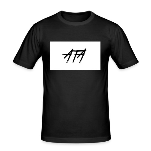 ATA buttons - Men's Slim Fit T-Shirt