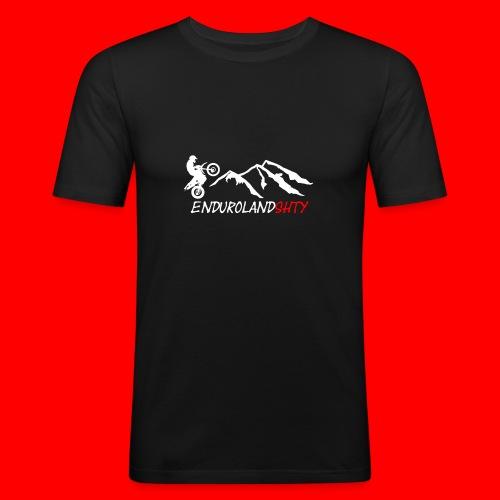 Enduroland Stuff - Men's Slim Fit T-Shirt