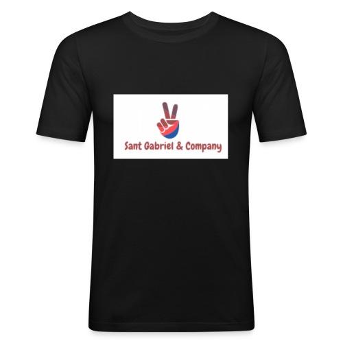 FotorCreated - Camiseta ajustada hombre