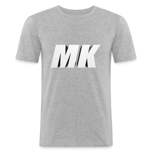MK 3D - Mannen slim fit T-shirt