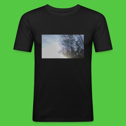 Et sa continu - T-shirt près du corps Homme