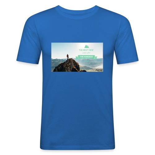 fbdjfgjf - Men's Slim Fit T-Shirt