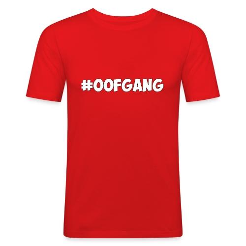 #OOFGANG MERCHANDISE - Men's Slim Fit T-Shirt