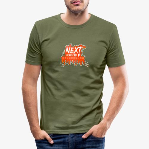 NEXT LEVEL OF OVERCOMING - Camiseta ajustada hombre