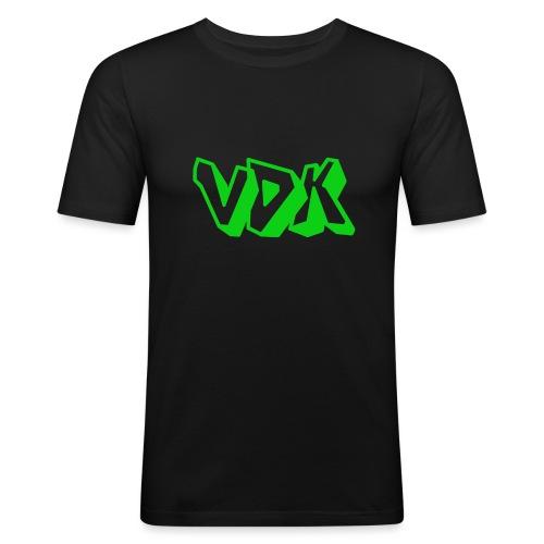 Vdk pet - Mannen slim fit T-shirt