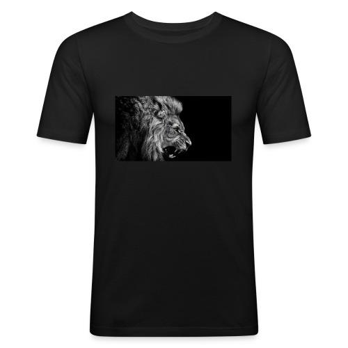 Screenshot 20200319 134041 Messages - Slim Fit T-skjorte for menn