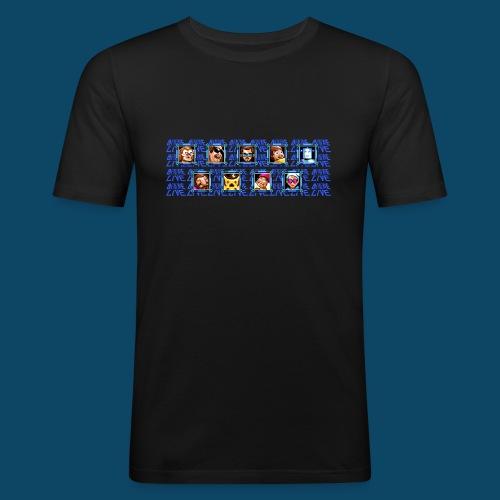 Benzaie LIVE - MUG - T-shirt près du corps Homme