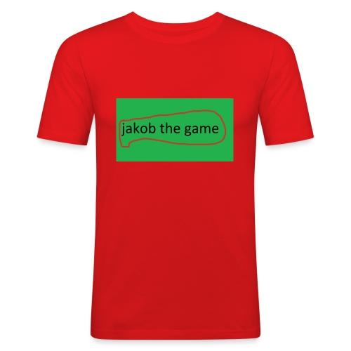 jakobthegame - Herre Slim Fit T-Shirt