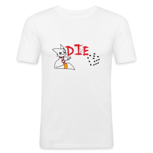 DIE - Men's Slim Fit T-Shirt