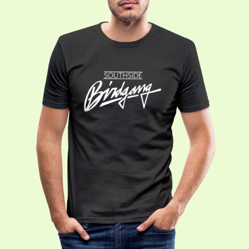 BIRDGANG - Miesten tyköistuva t-paita