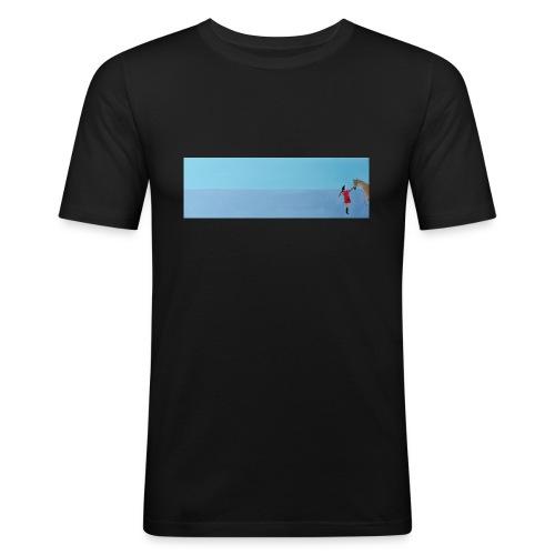 bags - Maglietta aderente da uomo