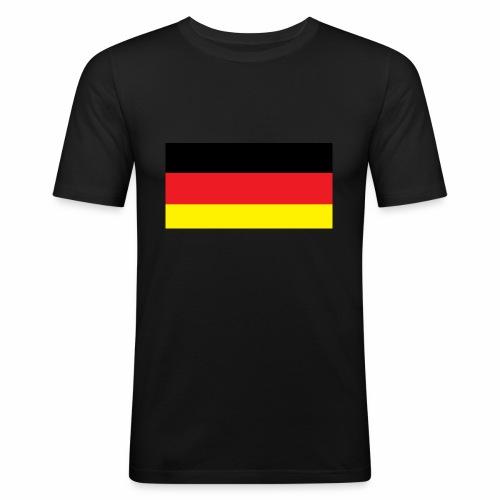 Deutschland Weltmeisterschaft Fußball - Männer Slim Fit T-Shirt