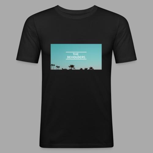 The Beholders mok - Mannen slim fit T-shirt
