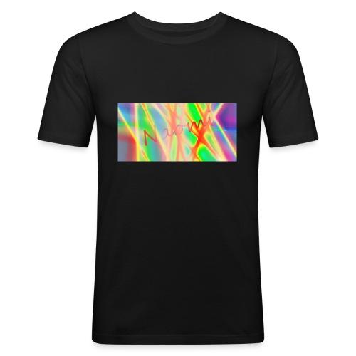 Untitled-1-jpg - Mannen slim fit T-shirt