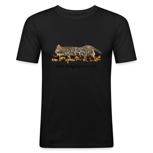 KemaLus Bengal - Camiseta ajustada hombre
