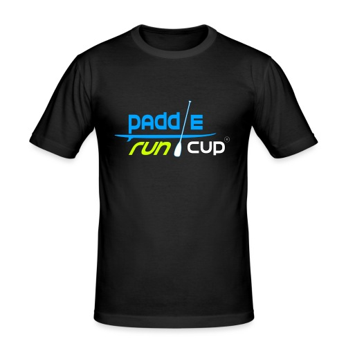 paddle_run_couleur_d--tour-- - T-shirt près du corps Homme