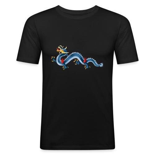 Dragon - T-shirt près du corps Homme