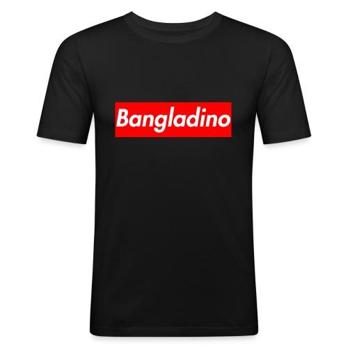 Bangladino - Maglietta aderente da uomo