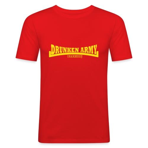 BDA Classic - Herre Slim Fit T-Shirt