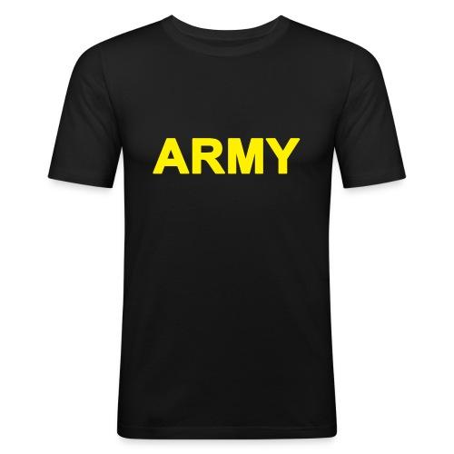 ARMY© - Männer Slim Fit T-Shirt