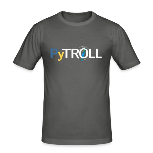pytröll - Men's Slim Fit T-Shirt