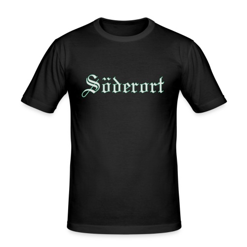 Söderort - Slim Fit T-shirt herr