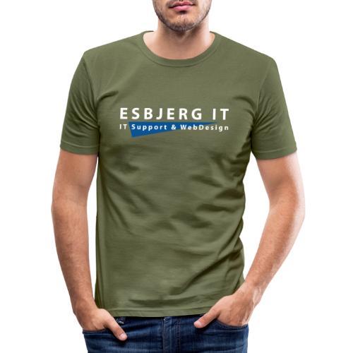 Esbjerg IT - Herre Slim Fit T-Shirt