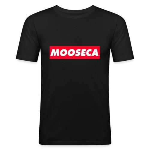 MOOSECA T-SHIRT - Maglietta aderente da uomo