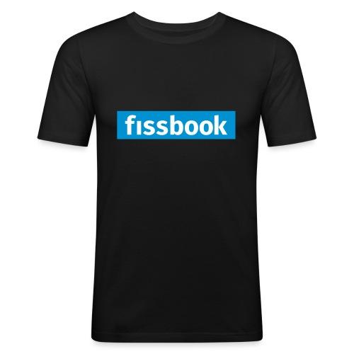 Fissbook Derry - Men's Slim Fit T-Shirt