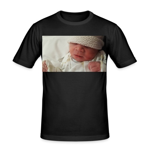 baby brother - Men's Slim Fit T-Shirt