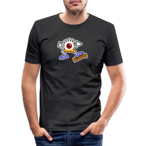 Buddy Full (Color) - T-shirt près du corps Homme