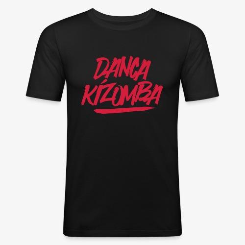 _Dance Kizomba - T-shirt près du corps Homme