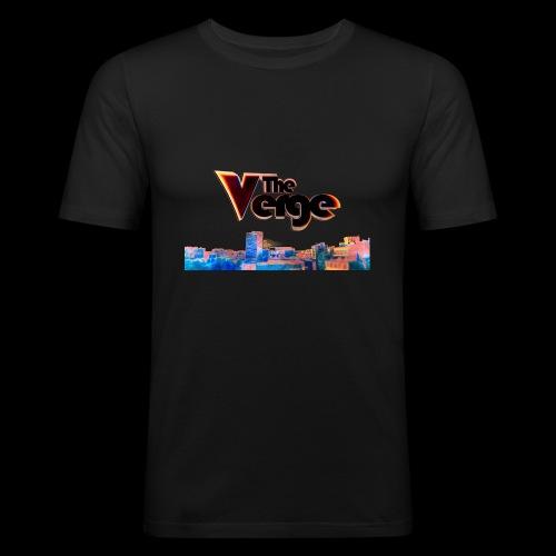 The Verge Gob. - T-shirt près du corps Homme