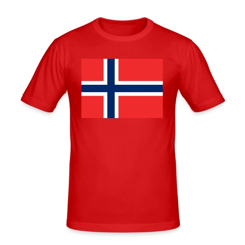 DixieMertch - Slim Fit T-skjorte for menn
