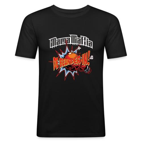 De Beuk Der in - slim fit T-shirt