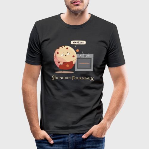 Le Seigneur des fourneaux - T-shirt près du corps Homme