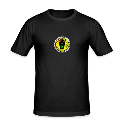 Take Pride T shirt - Black - Men's Slim Fit T-Shirt