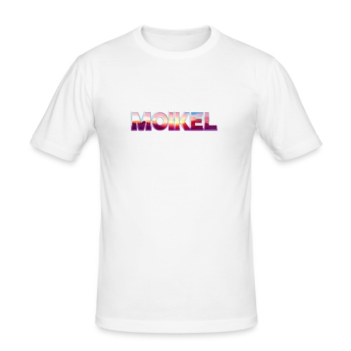 Moikel Rising Sun - Herre Slim Fit T-Shirt