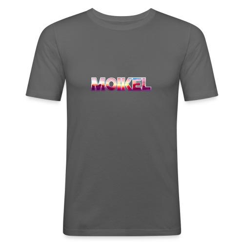 Moikel Rising Sun - Herre Slim Fit T-Shirt