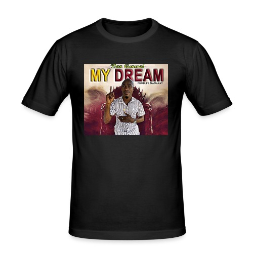 my dream - Men's Slim Fit T-Shirt