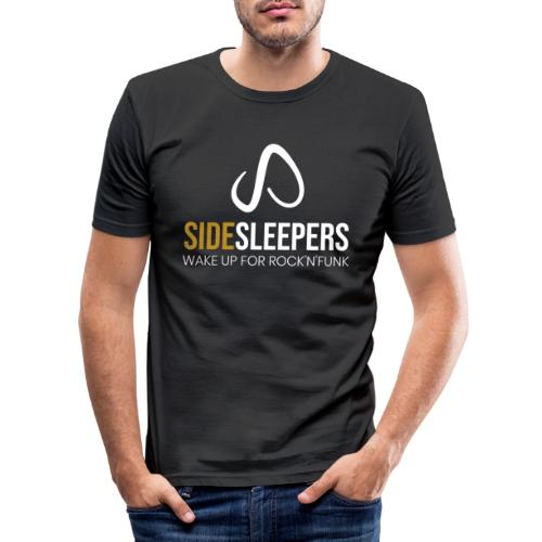 Sidesleepers - Männer Slim Fit T-Shirt