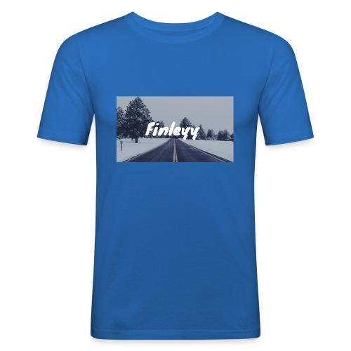 Finleyy - Men's Slim Fit T-Shirt