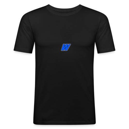 WoxyzzMerch - Slim Fit T-shirt herr