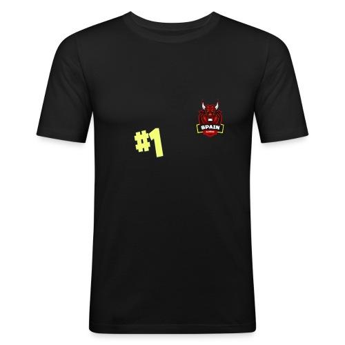Top 1 - Camiseta ajustada hombre