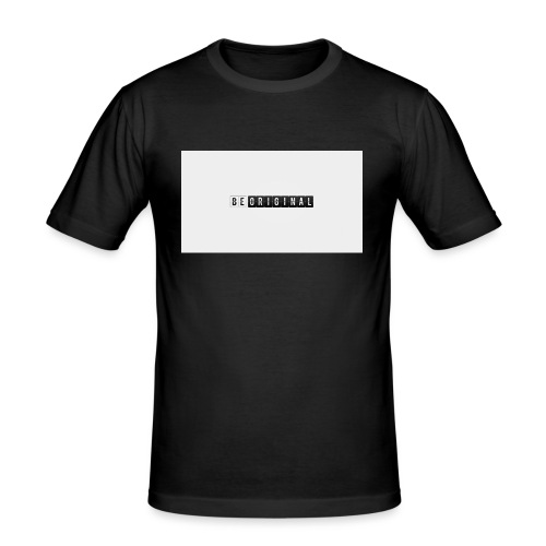 Be original - Camiseta ajustada hombre
