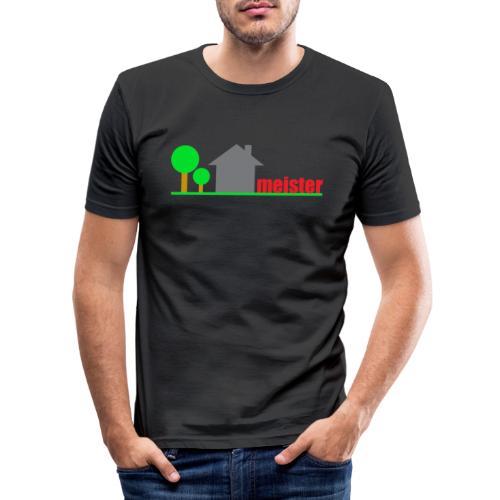 Hausmeister - Männer Slim Fit T-Shirt