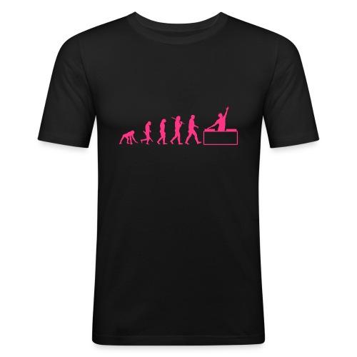 dj evolution 2 - T-shirt près du corps Homme